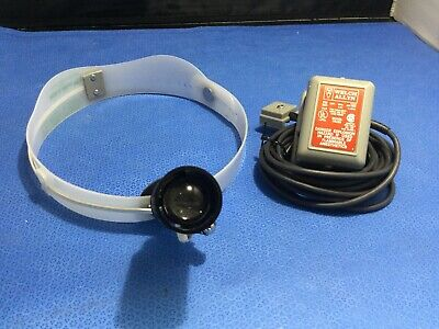 Welch Allyn Exam Headlight Lamp With 79103 Power Adapter Akp