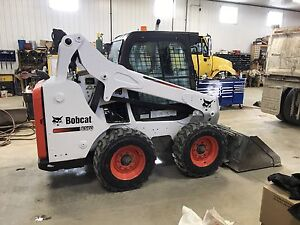 2014 Bobcat S570 Skid Steer Loader LIKE NEW