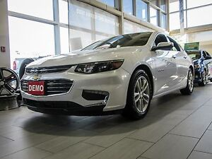 2016 Chevrolet Malibu *NEW DEMO* LT, REMOTE START, TECH PACK