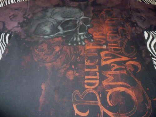 Bullet For My Valentine Shirt ( Used Size L ) Good Condition!!!