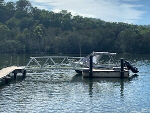 Pontoon and Gangway Ramp - Residential waterfront access