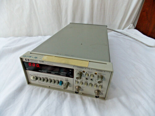 HP 5316B Universal Counter TESTED