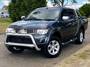 2014 1Year Warranty 4x4 GLX-R Auto T/Diesel Triton Rocklea Brisbane South West Preview