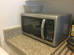 Moulinex microwave, 1350W