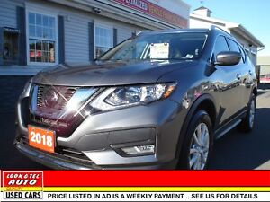 2018 Nissan Rogue $30,495*or $104.76 weekly on the road  SV