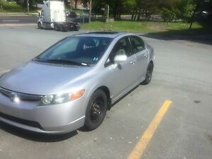 Honda civic for sale with new two year MVI