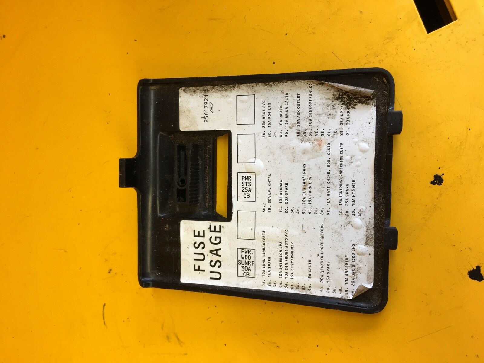 Used Buick Park Avenue Switches and Controls for Sale