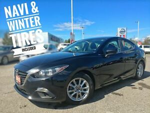 2015 Mazda Mazda3 GS Navigation Heated Seats  FREE Delivery