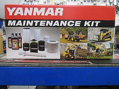Yanmar Mini Excavator Maintenance Kit Vio27-5