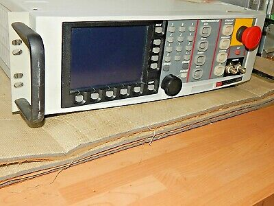 Ist Instron Structural Testing System 8400 Used S.bilder
