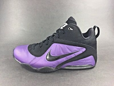 brand new 7bcf7 765d0 Nike™ Air ~ PURE GAME Basketball Shoes ~ 454092-006 ~ Men Sz 9 ~ VERY GOOD