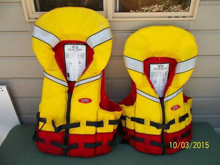LIFE JACKETS, LIFEJACKETS, RFD BRAND PFD TYPE 1 Kariong Gosford Area Preview