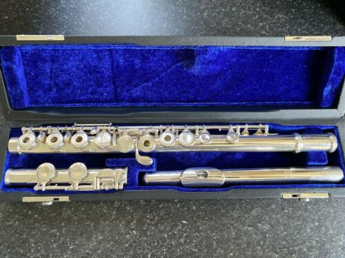 Professionally Serviced Trevor J James Virtuoso II Flute