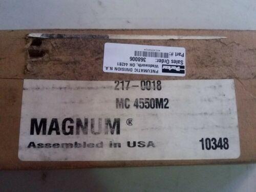 PARKER MAGNUM MC ACE CONTROLS 217-0018 MC 4550M2  SHOCK ABSORBER