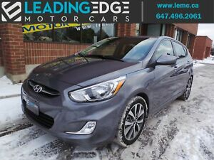 2017 Hyundai Accent SE Sunroof, Heated Seats, Alloys