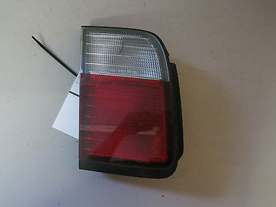 96 97 HONDA ACCORD LEFT LH TAIL LIGHT LAMP COUPE & SEDAN TRUNK LID MOUNTED
