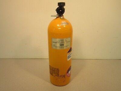 Scott Air Pack Air Cylinder Tc-3hwm 153 Dot-e 7235-2216 Wk519099