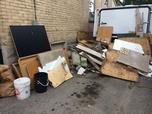 JUNK REMOVAL LOWEST COST SAME DAY SERVICE (519) 200-2083