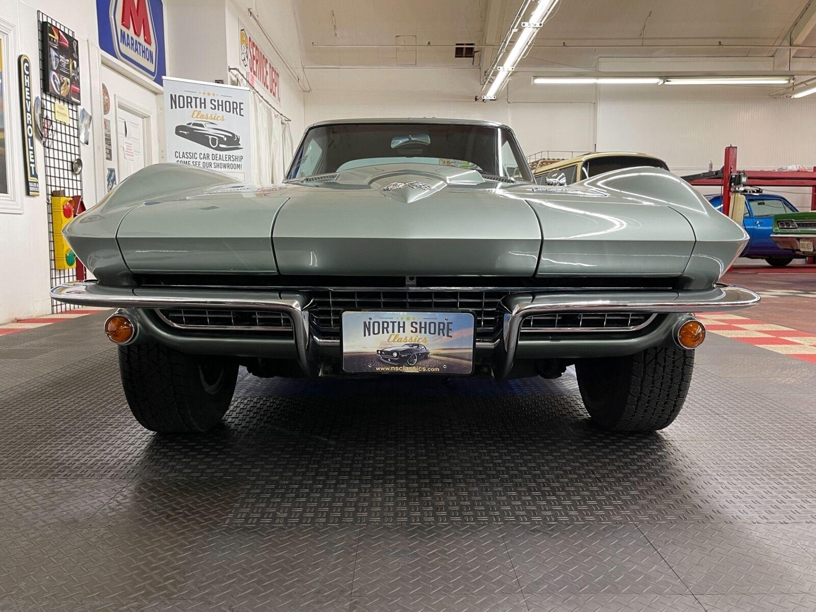1966 Green Chevrolet Corvette Coupe  | C2 Corvette Photo 7