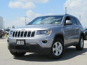 2015 Jeep Grand Cherokee Laredo! Accident Free! 4X4!