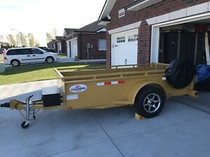 Utility Trailer 5' x 10' *Excellent Condition-Like New*