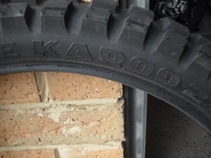 F800 GS  Tyres Maryland Newcastle Area Preview