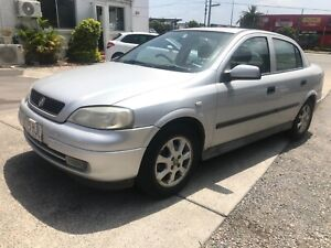 2002 Holden Astra CITY Underwood Logan Area Preview