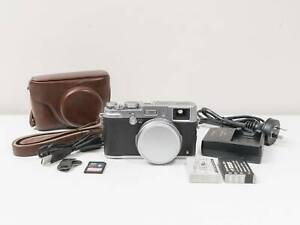 Fujifilm X100S Fuji Digital Camera with Extras ~EXCELLENT & Low Count Tarneit Wyndham Area Preview