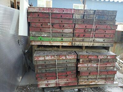 Complete Set Symons Steel-ply Concrete Form Various Sizesaccessories 60pcs