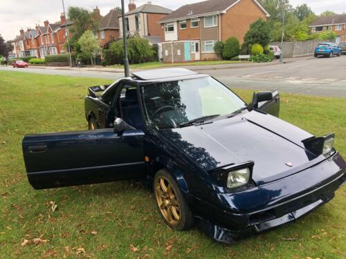 Image of Toyota mr2 mk1 twin cam 16v e reg 1988