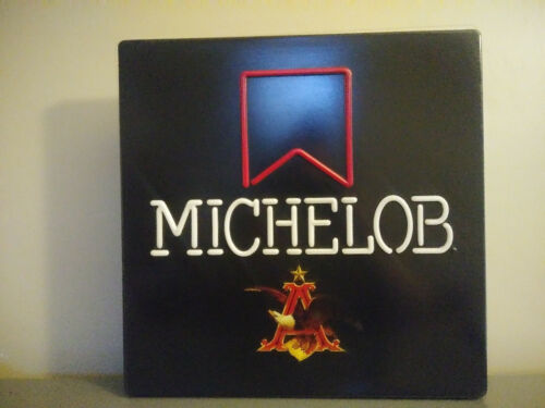Michelob Electric **Neon LOOK** Florescent Light Bar Sign 305-040  about 18""