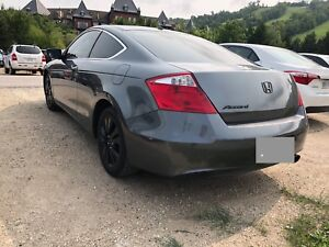 2008 Honda Accord Coupe fully loaded