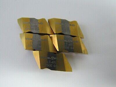Tool Flo Flt-4r Gp50e-94 Carbide Inserts 5 Pcs