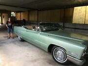 1967 Cadillac convertible West Croydon Charles Sturt Area Preview