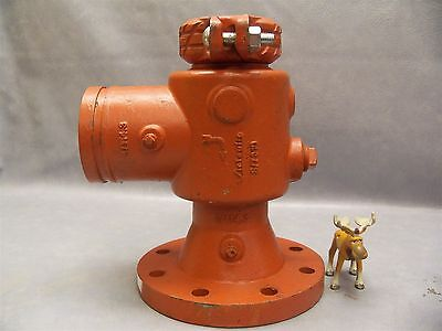 Victaulic 731D Suction Diffuser  4/114.3  - Series 731-D Sprinkler System III2S