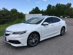 Acura Tlx SH AWD  A-spec edition