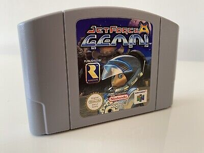 Jet Force Gemini Nintendo 64 N64 PAL UK Cart Only CLEANED AND TESTED