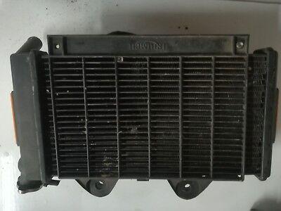 RADIATOR COMPLETE TRIUMPH TROPHY 900