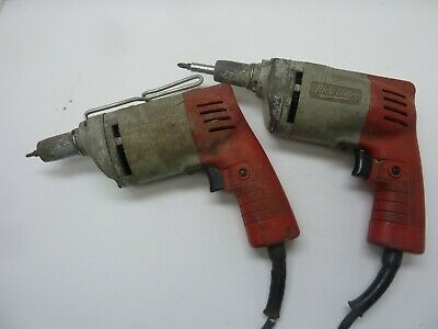 Milwaukee 6758-1 Corded 5 Amp Screwgun Drywall Screw Shooter