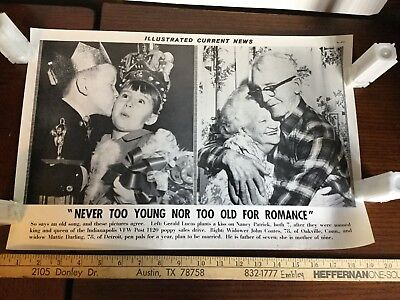 Illustrated Current News Photo - Never Too Young for Romance Pen Pals