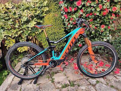 Scott E-Genius 700 TUNED 2018 RRP£6799 PROJECT e-bike full suspension