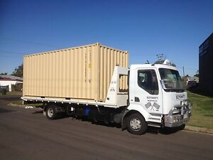 Tilt Tray Hire Shipping Container Sales & Hire Bundaberg Central Bundaberg City Preview