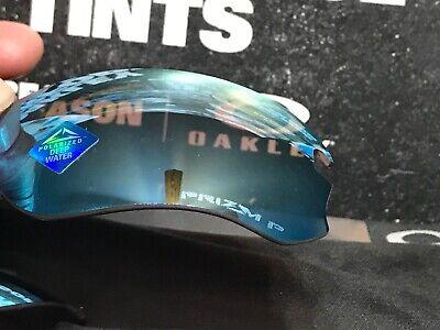 Oakley Flak Draft Prizm Deep Water Polarized SKU# 102-558-018 Brand New w/ (Oakley Prizm Water)