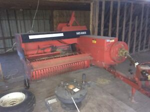 Deutz Farr baler for parts or repair