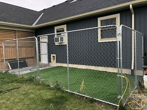 10x10x6 Dog Kennel