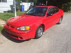 Pontiac grand am 2002 gt