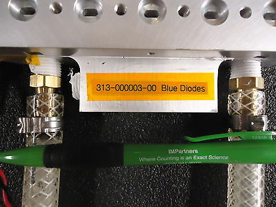 Laser Light Engines Blue Laser Diode Array Approx 30 W Total Output At 445 Nm