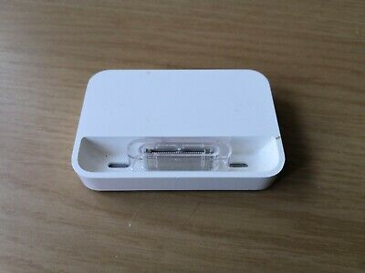 GENUINE Apple Docking Charging Station 30pin (A1353) for iPhone  4 4G 3G 3GS