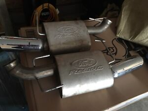 Ford Racing Gt500 mufflers