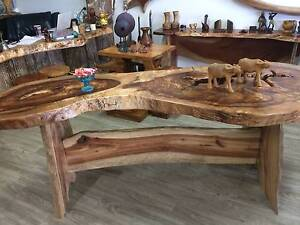 Amazing Camphor Laurel Desk/Counter or Console Table! Southport Gold Coast City Preview